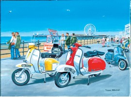 Lambretta's Day Out
