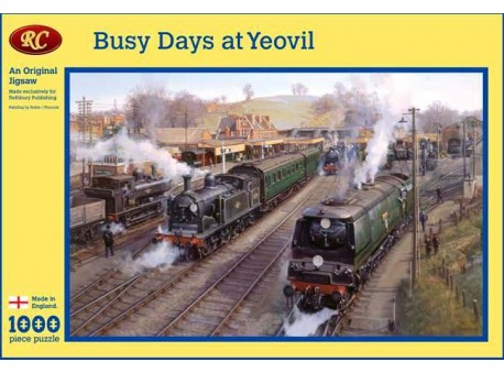 Busy Days at Yeovil Jigsaw
