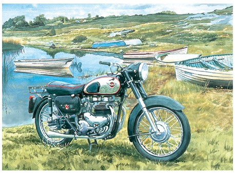 Matchless on the Move
