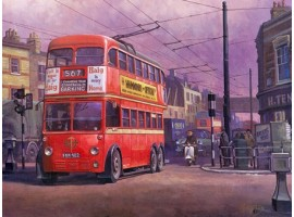Trolley to the Docklands