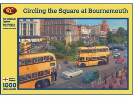 Circling the Square at Bournemouth Jigsaw