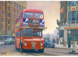 The First Routemaster
