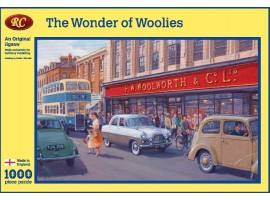 The Wonder of Woolies Jigsaw