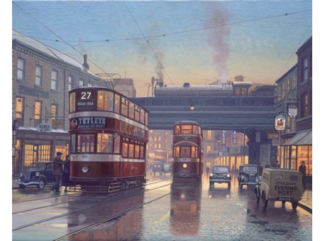 Twlight of the Trams, Leeds