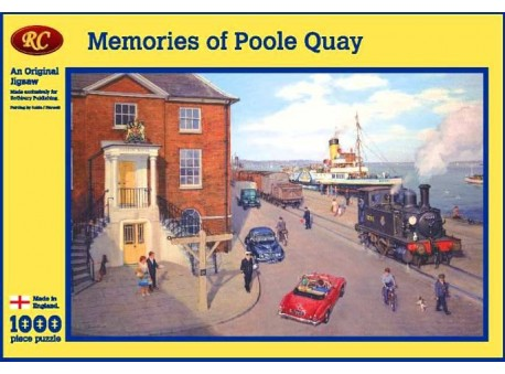 Memories of Poole Quay Jigsaw