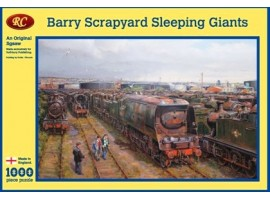 Barry Scrapyard Sleeping Giants Jigsaw