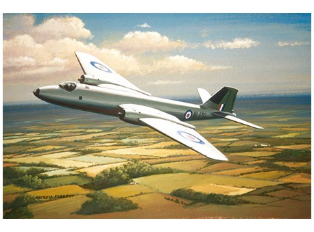 Flight of the Canberra