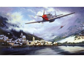 Mustangs over the Reich