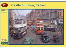Castle Junction, Belfast Jigsaw