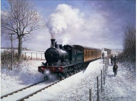 Winter Steam