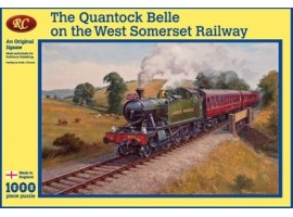 The Quantock Belle Jigsaw