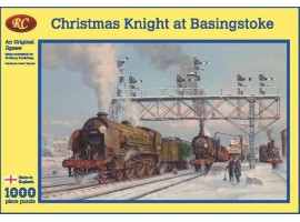 Christmas Knight at Basingstoke Jigsaw