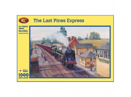 The Last Pines Express Jigsaw