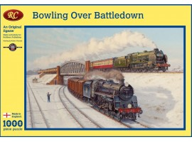 Bowling Over Battledown Jigsaw