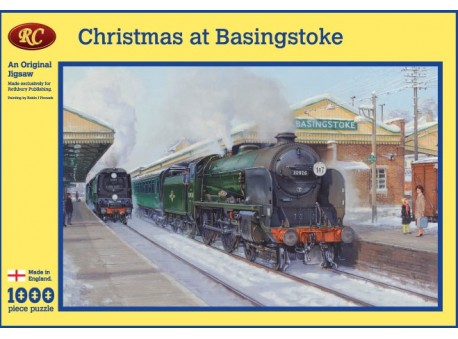 Christmas at Basingstoke Jigsaw