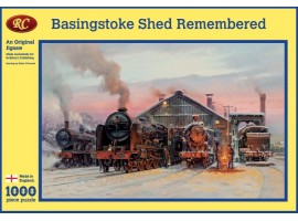 Basingstoke Shed Remembered Jigsaw