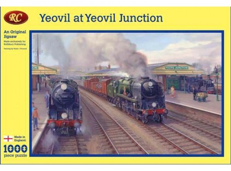 Yeovil at Yeovil Junction Jigsaw