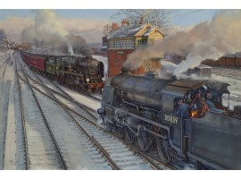 Pines Express at Basingstoke  Jigsaw
