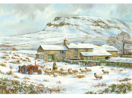 Home Farm at Christmas