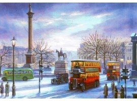 Christmas at Trafalgar Square