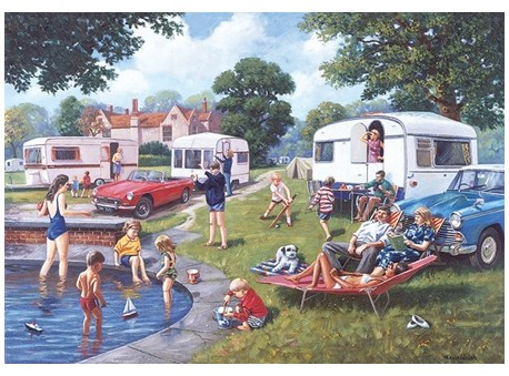 Caravan Holiday