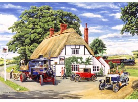 Delivery at the Railway Inn