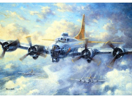 61029 B17G Flying Fortress