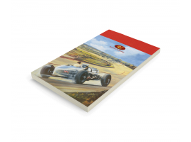 Brooklands Fastest Notepad