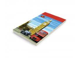 The Last Routemaster notepad