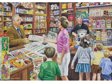 1960s Newsagents