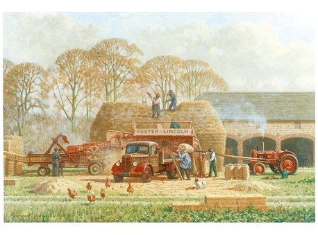The Grain Merchants