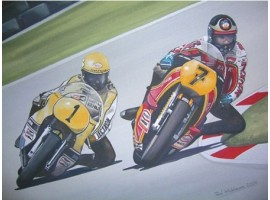 Sheene V Roberts to the Finish