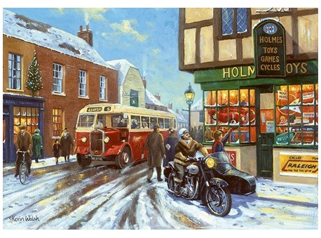 Christmas in the High Street