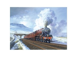 Royal Scot at Christmas