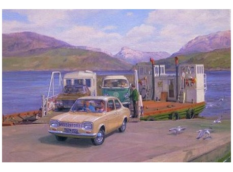 The Highland Ferry