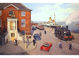 Memories of Poole Quay