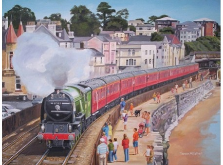 Tornado on the Torbay Express