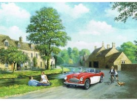 Healey in the Cotswolds